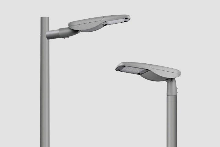 Armatura Stradale a LED 30w Serie SLG