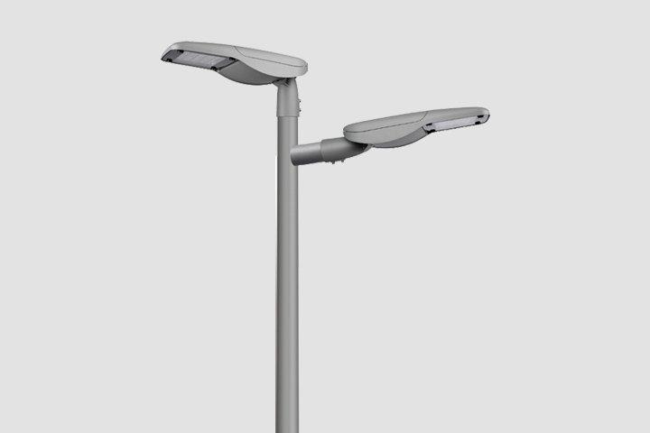 Armatura Stradale a LED 60w Serie SLG