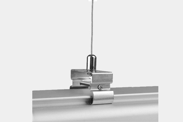 Sospensione Lineare LED 150 cm 60W 80W Serie TPF