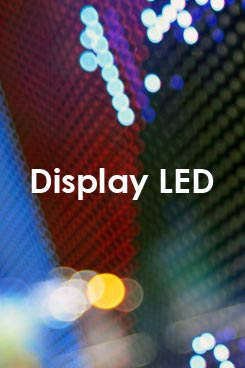 banner display LED