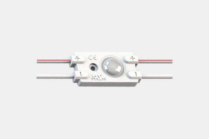 Modulo 1 LED 2835 con lente 160