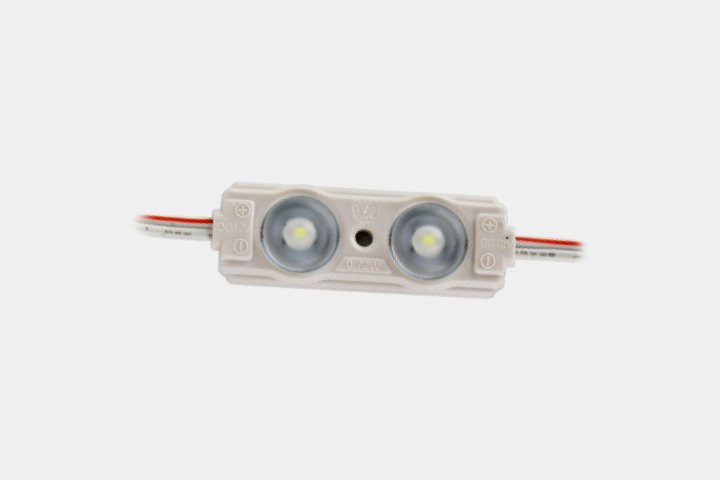 Modulo 2 LED 2835 serie OTF