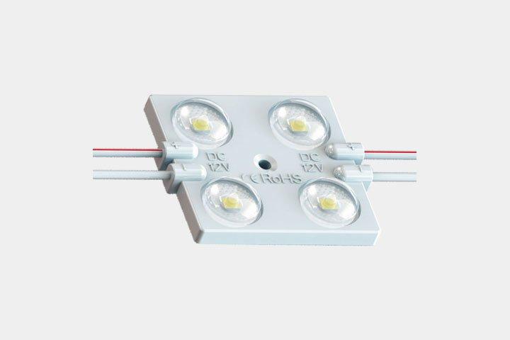 Modulo 4 LED 2835 Serie MIC