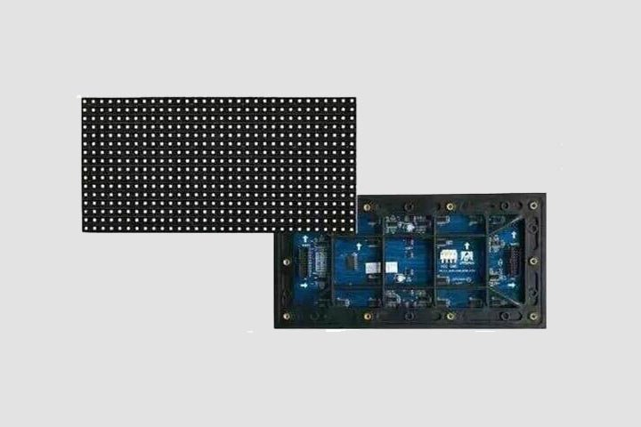 Modulo a LED per Display RGB P8 SMD da esterno