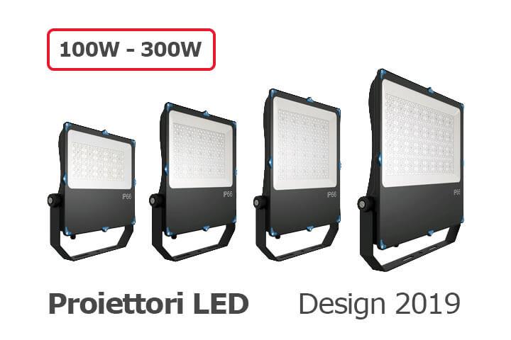 Proiettori LED 100W 120W 150W 180W 200W 240W 300W