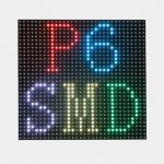 Modulo a LED per Display RGB P6 SMD da esterno